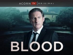BLOOD - Season 1 Key Art   ©2020 Acorn TV