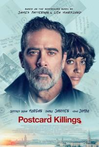 THE POSTCARD KILLINGS movie poster |©2020 RLJE Films