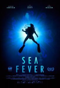 SEA FEVER movie poster | ©2020 Gunpowder & Sky