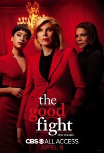 THE GOOD FIGHT Season 4 Key Art | ©2020 CBS/Robert Ascroft