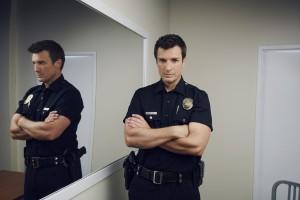 Nathan Fillion as John Nolan in THE ROOKIE - Season 2 | ©2020 ABC/Andrew Eccles