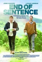 END OF SENTENCE movie poster | ©2020 Gravitas Ventures
