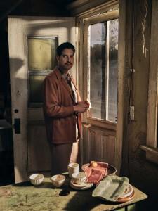 Adam Rodriguez as Raul Vega and Lorenza Izzo as Santa Muerte in PENNY DREADFUL: CITY OF ANGELS - Season 1 |©2020 Showtime/Jim Fiscus