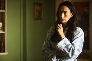Sian Clifford as Diana Ingram in QUIZ - Season 1   ©2020 AMC/ITV/Mark Frost