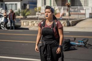 Chelsea Rendon is Mari in VIDA - Season 3 | © 2019 Starz Entertainment, LLC/Kat Marcinowski