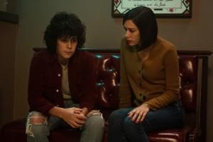 Roberta Colindrez is Nico and Mishel Prada is Emma in VIDA - Season 3 | © 2019 Starz Entertainment, LLC/Kat Marcinowski