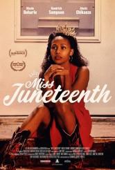 MISS JUNETEENTH movie poster | ©2020 Vertical Entertainment