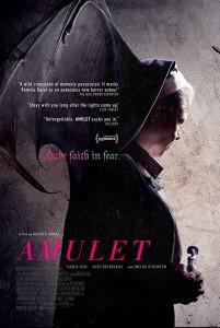 AMULET movie poster | ©2020 Magnolia Pictures