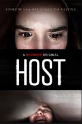 HOST movie poster | ©2020 Shudder