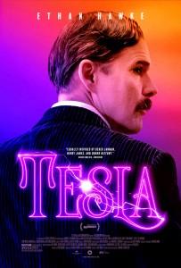 TESLA movie poster | ©2020 IFC Films
