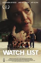 WATCH LIST movie poster | ©2020 Dark Star Pictures