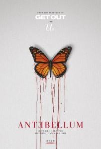 ANTEBELLUM teaser poster | ©2020 Lionsgate