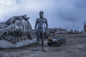Abubakar Salim in RAISED BY WOLVES - Season 1| ©2020 HBO/Coco Van Oppens