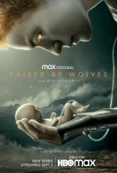 RAISED BY WOLVES - Season 1 Key Art | ©2020 HBO