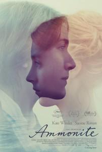 AMMONITE movie poster | ©2020 Neon