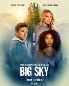 BIG SKY - Season 1 Key Art| ©2020 ABC/