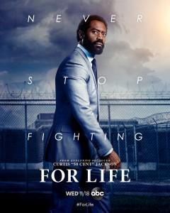 FOR LIFE - Season 2 Key Art | ©2020 ABC