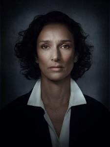 Indira Varma as Safiya Masry in FOR LIFE - Season 2 | ©2020 ABC/Matthias Clamer
