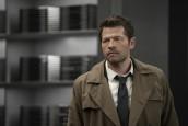 "Misha Collins as Castiel as Billie in SUPERNATURAL - Season 15 - ""Despair"" | ©2020 The CW Network/Katie Yu"