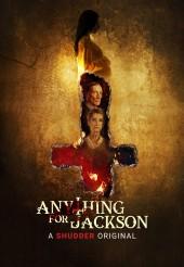 ANYTHING FOR JACKSON movie poster | ©2020 Shudder/Vortex Media