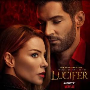 LUCIFER - Season 5 Key Art  ©2020 Netflix