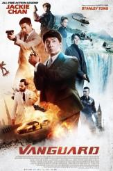 VANGUARD Movie Poster | ©2020 Gravitas Ventures