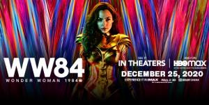 WONDER WOMAN 1984 Movie Poster | ©2020 Warner Bros.