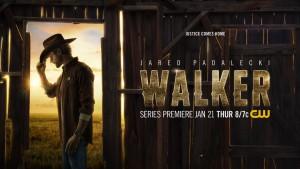 Jared Padalecki as Cordell Walker in WALKER - Season 1 Key Art | ©2021 The CW/Brian Bowen Smith
