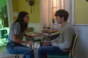 "Sofia Black-D'Elia as Frannie and Hunter Doohan as Adam Desiato in YOUR HONOR - Season 1 - ""Part Three""   ©2021 Showtime/Skip Bolen"