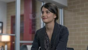 "Sofia Black-D'Elia as Frannie in YOUR HONOR - Season 1 - ""Part Four""   ©2021 Showtime/Skip Bolen"