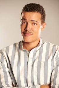Bradley Constant as Dwayne 15 yrs in YOUNG ROCK - Season 1  ©2021 NBC/Mark Taylor