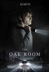 THE OAK ROOM movie poster | ©2021 Gravitas Ventures
