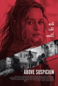 ABOVE SUSPICION movie poster | ©2021 Lionsgate