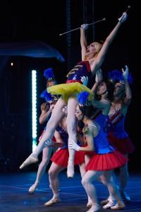 Dancer Duane Gosa in AMERICAN MASTERS - BALLERINA BOYS | ©2021 PBS