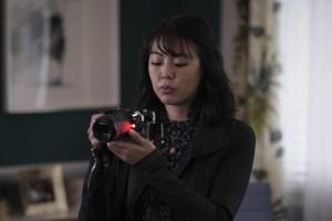 "Victoria Park as Kamilla in THE FLASH - Season 7 - ""Timeless"" | ©2021 The CW/Bettina Strauss"