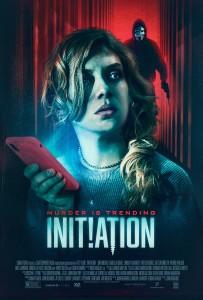 INITIATION movie poster | ©2021 Saban