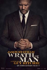 WRATH OF MAN movie poster | ©2021 Miramax