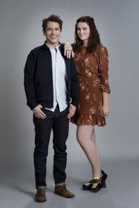 GENERATION Creators Daniel Barnz and Zelda Barnz| ©2021 HBO/Warrick Page