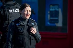 Kelly Macdonald is Joanne Davidson in LINE OF DUTY - Season 6   ©2021 World Productions/Steffan Hill