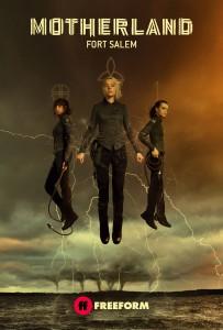 MOTHERLAND: FORT SALEM - Season 2 Key Art | ©2021 Freeform