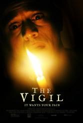 THE VIGIL movie poster | ©2021 IFC Midnight
