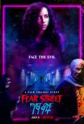 FEAR STREET PART 1: 1994 movie poster | ©2021 Netflix