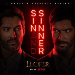 LUCIFER Season 5 Key art | ©2020 Netflix