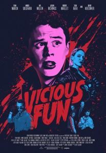VICIOUS FUN movie poster | ©2021 Shudder