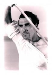 Actor Adrian Paul