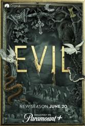 EVIL - Season 2 Key Art | ©2021Paramount+ Inc. All Rights Reserved
