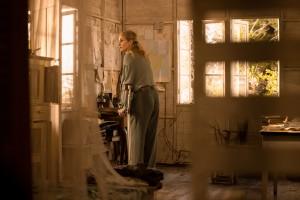 Elizabeth Mitchell as Limbrey in OUTER BANKS   ©2021 Netflix/Jackson Lee Davis