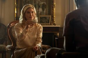 Elizabeth Mitchell as Limbrey in OUTER BANKS   ©2021Netflix/Jackson Lee Davis