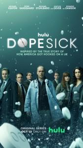 DOPESICK key art   ©2021 Hulu